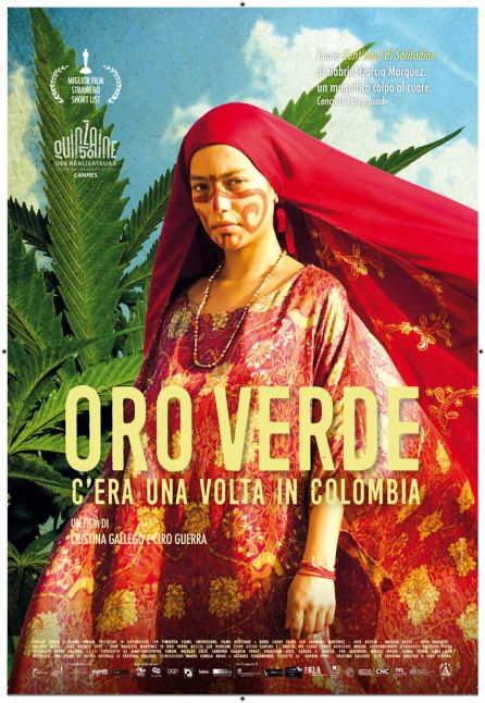 ORO VERDE - C`ERA UNA VOLTA IN COLOMBIA